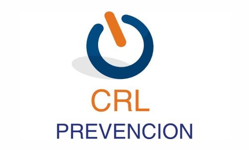 Logotipo CRL prevención, tu empresa de prevención de riesgos laborales en Alicante.