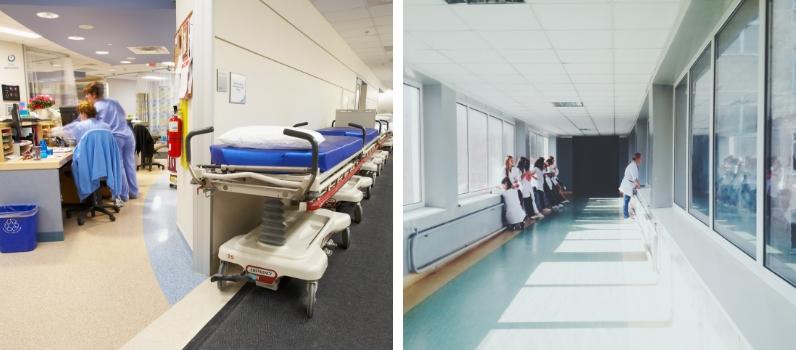 higiene laboral en hospitales