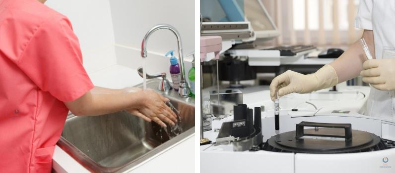 plan de prevención de riesgos en hospitales y clínicas